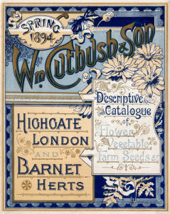 Descriptive Catalogue, Spring 1894 by William Cutbush & Son