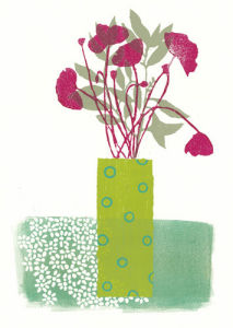 Summer Flowers by Fiona Howard