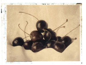 Cherries by Deborah Schenck