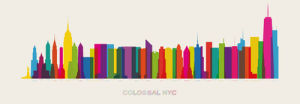 Colossal NYC by Yoni Alter