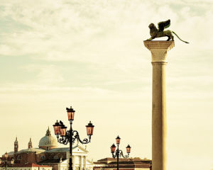 The Lion of Venice by Keri Bevan