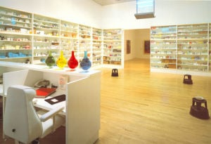 Pharmacy by Damien Hirst