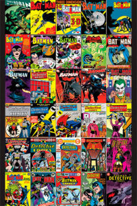 Batman - Covers by DC Comics