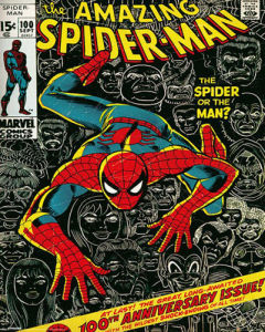Spider-Man - Cover by Marvel Comics