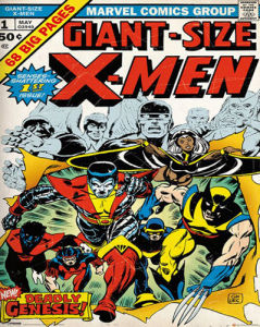 X-Men - Cover by Marvel Comics