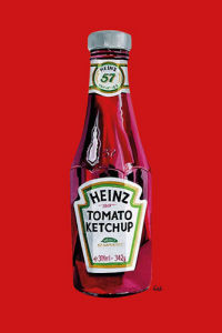 Heinz - Tomato Ketchup by Anonymous