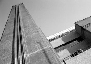 Tate Modern by Niki Gorick