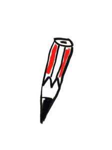 Pencil by Stephen Anthony Davids