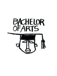 Bachelor of Arts by Stephen Anthony Davids