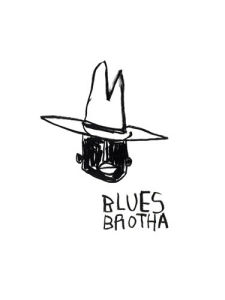 Blues Brotha by Stephen Anthony Davids