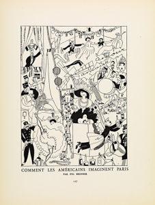 Comment les Américains imaginent Paris by Gazette du Bon Ton