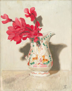 Cyclamen by Sir William Nicholson