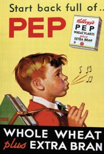 Vintage Kelloggs - PEP by Anonymous