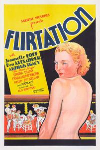 Flirtation by Cinema Greats