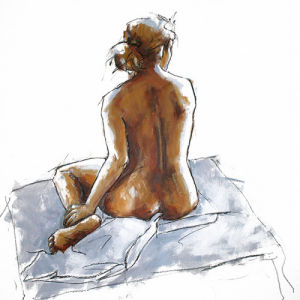 Figure, Serenity by Nicola King