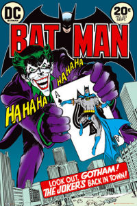 Batman - Jokers Back by DC Comics