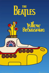 The Beatles - Yellow Submarine Cover by Anonymous