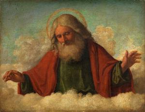 God the Father by Cima de Conegliano