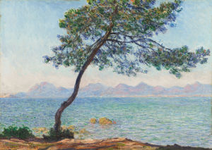 Antibes by Claude Monet
