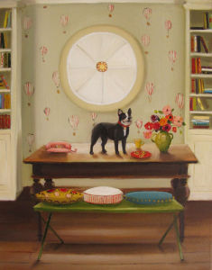 Coco's View from the Top by Janet Hill