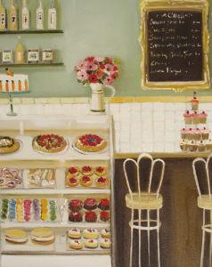 The Italian Baker by Janet Hill