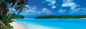 Caribbean Lagoon by Kwest