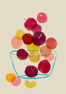 Plums by Ana Zaja Petrak