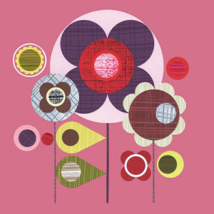Summer Blooms by Ellen Giggenbach