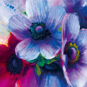 Floral Intensity IV by NIck Vivian