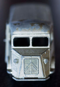 Citroen Van - Portrait by Kim Sayer