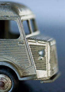 Citroen Van - Profile by Kim Sayer
