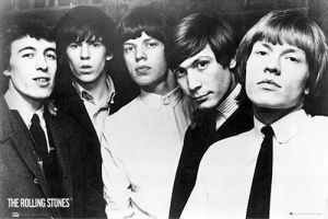 The Rolling Stones - Group by Anonymous