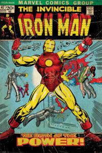 Iron Man - Birth of Power by Marvel Comics