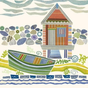 Seashore by Jane Robbins