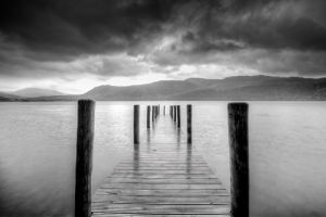 Lake District Jetty by Scott Dunwoodie