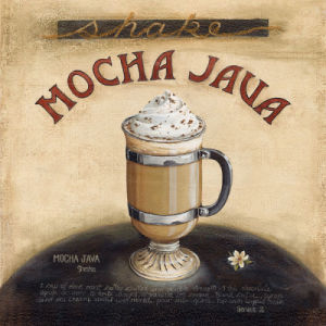Mocha Java by Lisa Audit