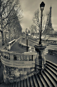 Paris by Sabri Irmak