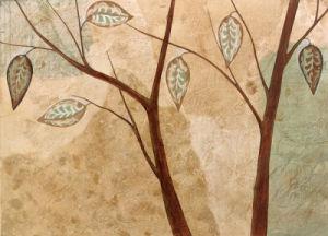 Foliage I by Susan Osbjorn