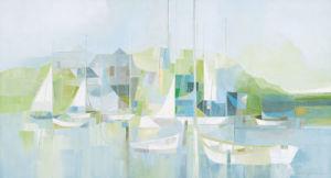 Topsail Island by Albert Swayhoover