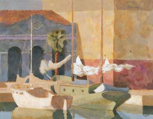 Marbella by William Buffett