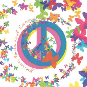 Peace, Love, and Harmony by Erin Clark