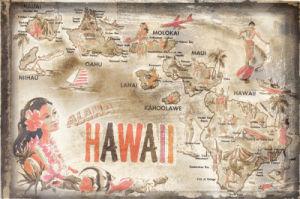 Aloha Hawaii by Vintage Vacation