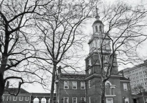Independence Hall (horizontal) by Erin Clark
