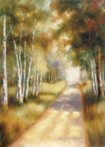 Peaceful Passage by Marc Lucien