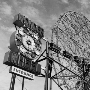 Wonder Wheel by Erin Clark