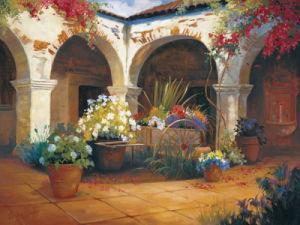 Bello Terrazzo by Carolyne Hawley