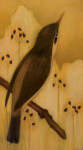 Bird II by Linda Cullum