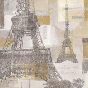 Eiffel Tower III by Pela + Silverman