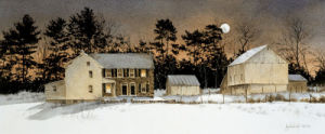 Spruce Hill by Ray Hendershot