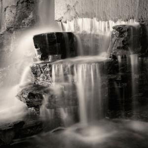 Waterfall, Study #1 by Andrew Ren